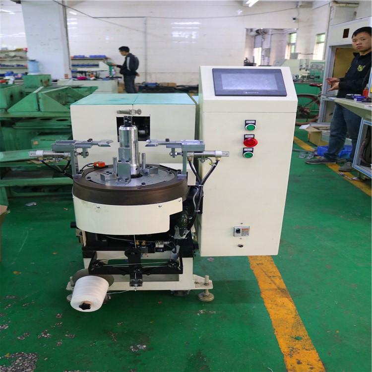 供应东莞市京叶机械生产自动单头绑线机单绑