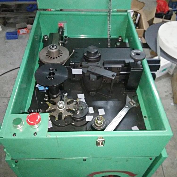 吊扇马达绝缘纸(片)自动插入机