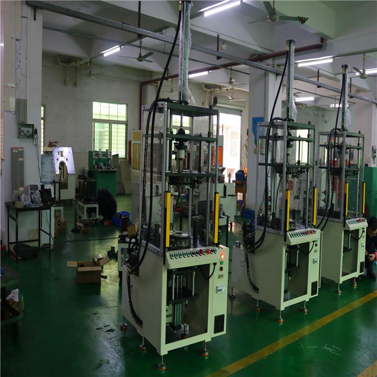 自动带护齿预整型机京叶机械生产